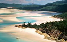 Things not to miss in Australia- Sailing in the Whitsundays (QLD)