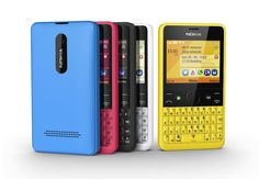 Nokia releases Asha 210 - making you social : Nokia Asha 210 now available in dual and single SIM with whatsapp button and Facebook and Twitter preinstalled