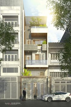 Mr.LUÂN's house   Full design on Behance