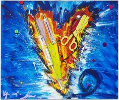 """Gregorio Mancino, """"Ascolta con gioia il tuo cuore, avrai un'splosione d'amore"""""""