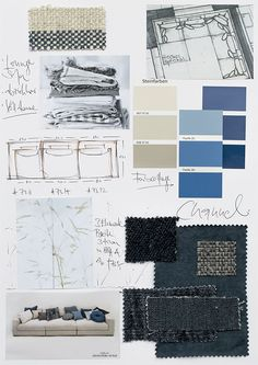 From the mood board to the finished product, a process by Sophisticated Living-Eclectic Trends
