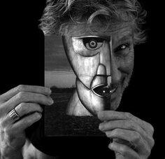 """Roger Waters & """"Division Bell"""" (estranho; que eu saiba, ele não participou nesse disco)"""