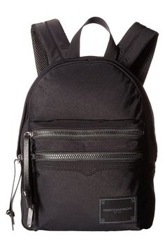 Rebecca Minkoff Nylon Medium Backpack (Black) Backpack Bags - Rebecca Minkoff, Nylon Medium Backpack, HSP7ENYB52-001, Bags and Luggage Backpack, Backpack, Bag, Bags and Luggage, Gift, - Street Fashion And Style Ideas