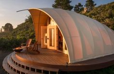 tentes camping luxe