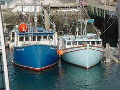 Kelly's lobster boats