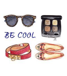 Be Cool | Doll Memories
