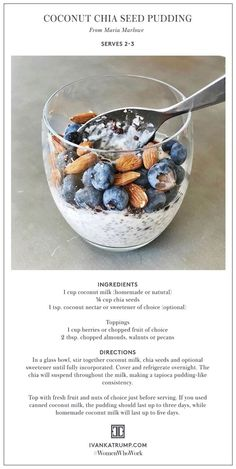Holistic Nutritionist and Wellness Coach Maria Marlowe shares her good-for-you recipes. #nutrition #healthybreakfast #healthyrecipes