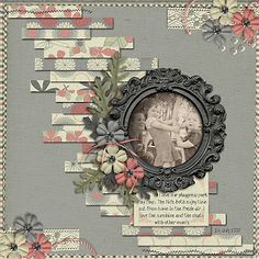 Ideas for Scrapbookers: Reader's Pages!
