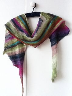 this looks so lovely and lightweight. Ravelry: Windward pattern by Heidi Kirrmaier