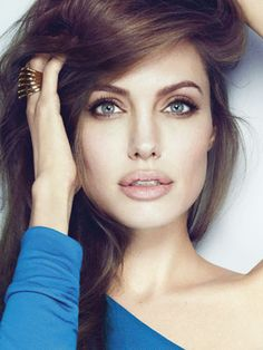 Angelina Jolie - No amount of plastic surgery can recreate her natural beauty!