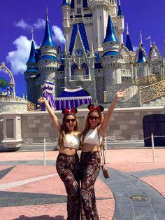 Best friend pictures in Disney World!