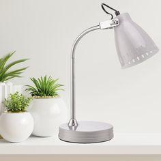 Featuring the H-KLT-210251/GR - 230v 40W E27 Grey Flexi Desk Lamp with in-line switch For more information please visit our website: www.klight.co.za - - - - - - - #chandeliers #chandelier #pendant #led #bulb #filamentbulb #glassfittings #metalfittings #crystalchandelier #homedecor #crystals #lightfittings #design #klight #southafrica #capetown #durban #johannesburg #lights #modern #energyefficient #light #lighting #designerlighting #interiordesign #lightingsculpture #style #outdoorlighting