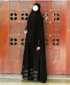 Islamic Fashion, Abaya Fashion, Muslim, Wedding Dresses, Lady, Model, Bride Dresses, Bridal Gowns
