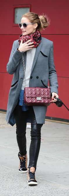 Olivia Palermo , Street Style & more details