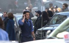 MORE images of Ben Affleck as Batman for Batman V Superman Dawn Of Justice coming out March 25th 2016.
