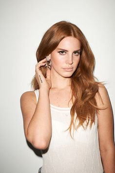 OUTTAKE: Lana by Terry Richardson for 'T Magazine' (2012)
