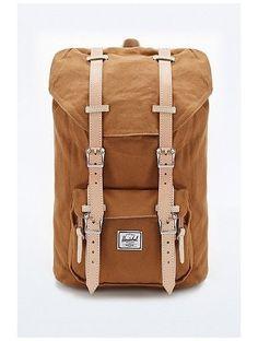 Herschel Supply co. Little America Backpack in Caramel http://sellektor.com/plecaki/strona-11?order=newest