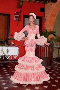 5b732f8b1 Las 88 mejores imágenes de Trajes flamenca en 2017 | Trajes de ...