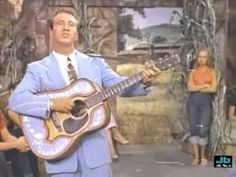 """1956 """"Singing The Blues"""" by Marty Robins. Also memorable song """"A White Sports Coat"""" (...and a Pink Carnation)."""