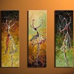 pinturas abstractas al oleo con textura - Buscar con Google