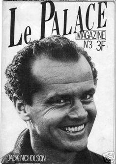 Le Palace Magazine N°03 Le Palace, Jack Nicholson, Paris, Famous People, Theatre, Culture, Magazine, Night, Montmartre Paris