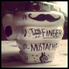 Mustache. I want this