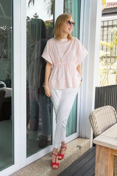 How to style a fabulous top | 40plusstyle.com