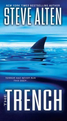 The Trench by Steve Alten #Meg