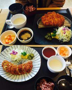 익산 영등동 맛집 멘도롱따또를 찾아 정통 일본식 로스까스, 고구마 치즈 롤까스를 먹었어요. 존맛존맛~