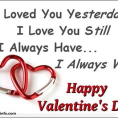 happy valentines status