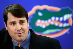 University of Florida Head Football Coach Will Muschamp