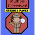 Freebie: Practice pages for multiples! Help to make the connection between products and multiples with this preview pack. The full version is soon to come! ...
