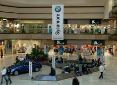 BMW indoor banner by House of Flags