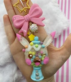 """The Spooky Seance Shop ♡ on Instagram: """"♡ pastel gumball machine pika (b) Quantity: 1 ea. 💫 Price: $25 ea. Shipping: $4 usa $13 canada international is calculated Comment """"me"""" to…"""" Gumball Machine, Resin Charms, Ea, Pastel, Canada, Shop, Instagram, Cake, Crayon Art"""