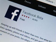 Η Microsoft μόλις κυκλοφόρησε μια νέα ενημέρωση για το Facebook Beta, φέρνοντας το στην έκδοση10.1.102.0. Το Facebook Beta ενημερώνεται πιο συχνά από την ε