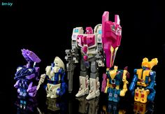 Transformers G1 Terrorcons