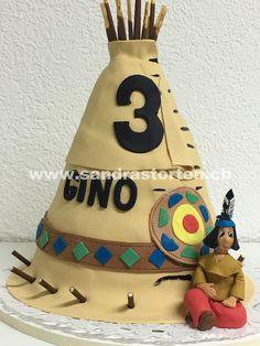 Au dr Yakari wünscht am Gino alles liabi zum 3. Geburtstag