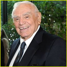 Ernest Borgnine 1917-2012. Famous for winning an Oscar in Marty. Acted in TV shows McHale's Navy, Airwolf and ER. His last major film was RED.