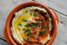 The best basic hummus recipe, from the wonderful Jerusalem cookbook.