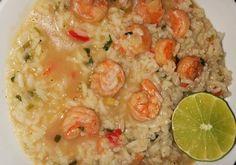 Receta de Camarones en arroz #RecetasGratis #RecetasFáciles #RecetasdeCocina #Arroz #ArrozCaldoso #Camarones