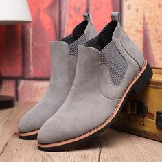 Men's Genuine Leather Shoes Casual Vintage Spring Designer Male Walking Shoe Mens Fashion Height Increasing Shoes SMYNZG-E0053