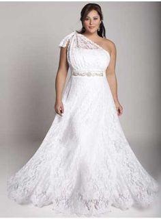 Vestidos de Noiva para Gordinhas: Moda Plus Size