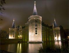 Helmond, The Netherlands (1984) - Wow, ons eigen kasteel, hoe mooi!