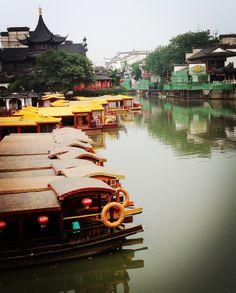 Qihuaihe @ Nanjing Nanjing, City Landscape