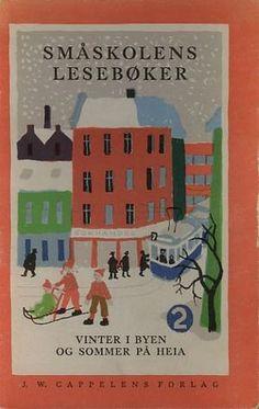 """""""Thorbjørn Egners lesebøker - 2. bok"""" av Thorbjørn Egner Children's Books, My Childhood, The Book, Baseball Cards, Reading, Summer Recipes, Children Books, Word Reading, Books For Kids"""