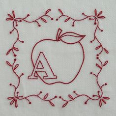 Redwork encompasses any type of embroidery worked in red thread on white or natural-colored fabric. It is most common in surface embroidery and cross stitch. Redwork has been commonly used in folk embroidery since the advent of stable dyes.