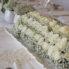 Mariage blanc / Le Gypsophile...