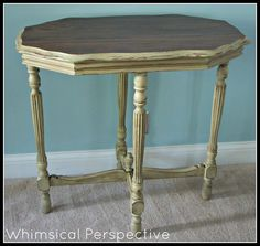 Whimsical Perspective: Meet Versailles - My Annie Sloan Chalk Paint(R) Color Review