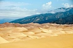 Best National Parks in the Southwest: Great Sand Dunes National Park & Preserve, Colorado. Photo by Tom Chiakulas / Frommers.com Community