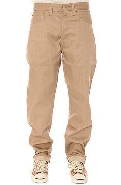 58d839b5c52 Levis Pants 501 Original STF in Clove